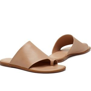 VINCE 🍁Edris Leather Sandals Sz 7